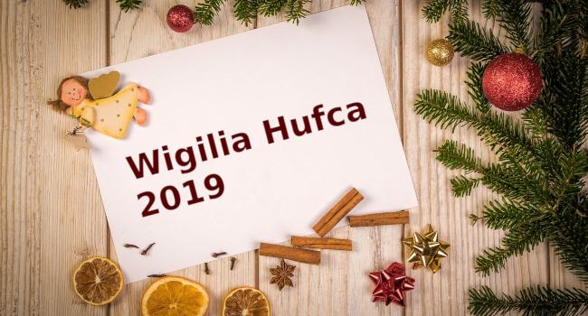 Wigilia Hufca 2019